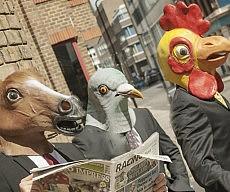 Creepy Animal Masks