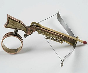 Crossbow Ring