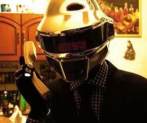 Daft Punk Costume