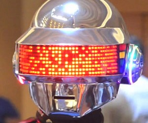 Daft Punk LED Helmet