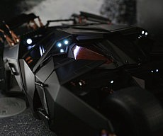 Remote Control Batman Tumbler