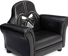 Darth Vader Upholstered Chair