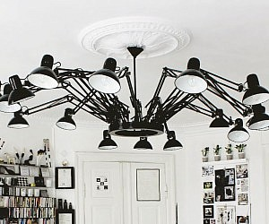 Desk Lamp Chandelier