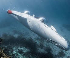 Deep Sea Personal Submarine