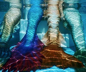 Deluxe Mermaid Tails