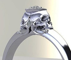 diamond-skull-ring
