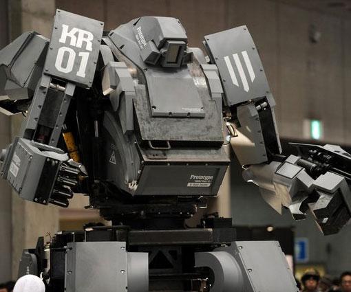 diesel-mechwarrior