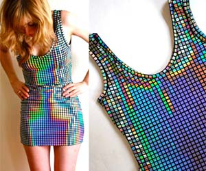 Disco Ball Dress