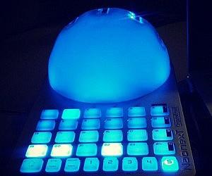 Crystal Ball DJ Controller