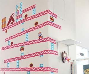 Donkey Kong Wall Sticker
