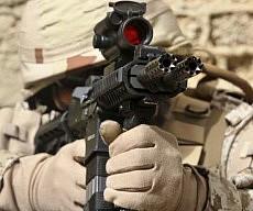 Double Barrel Assault Rifle