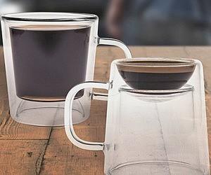 Double Shot Glass Mug