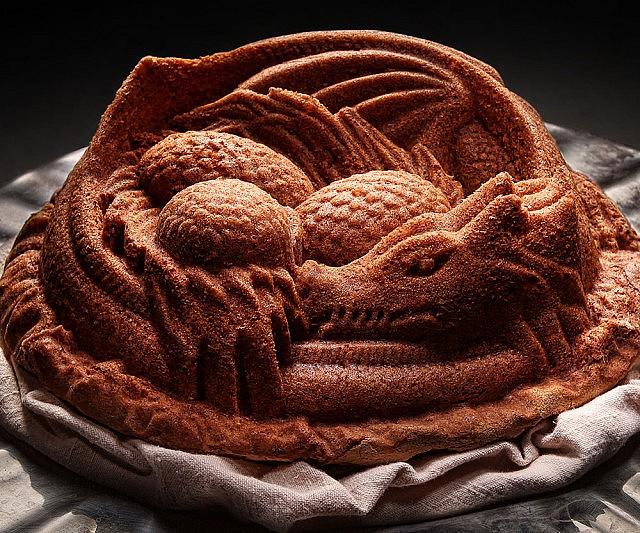 Dragon Egg Cake Pan
