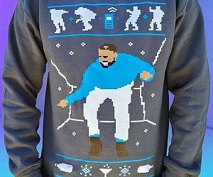 Hotline Bling Ugly Christmas Sweater
