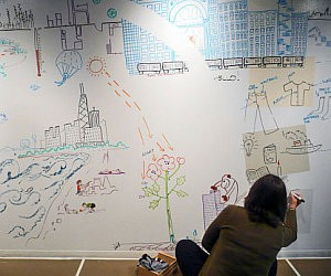 Dry Erase Board Wall Paint