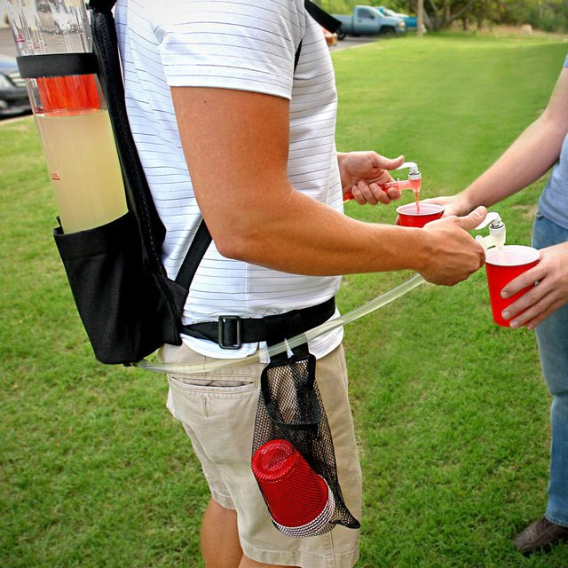 Dual Drink Backpack