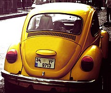 Electric Motor Volkswagen Beetle