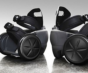 Electric Motorized Shoes