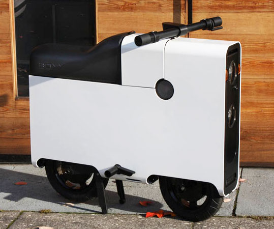 Electric Suitcase Scooter