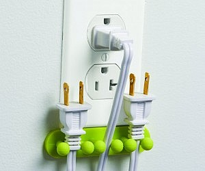 Electrical Outlet Plug Organizer