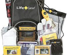Emergency Survival Backpack Kit