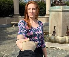 Fake Arm Selfie Stick