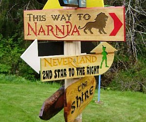 fantasy-land-directional-signs