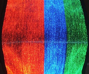 Fiber Optic Fabric