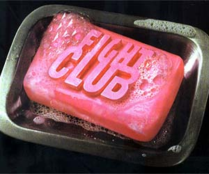 Fight Club Soap Bar