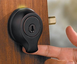 Finger Scanning Door Lock