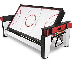 Flippable Air Hockey To Billiards Table