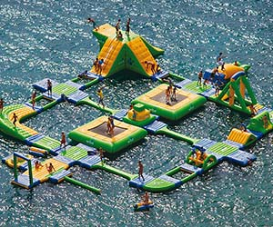 Floating Playground