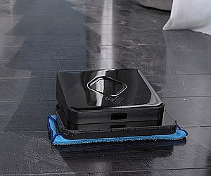 Floor Mopping Robot