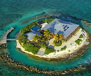 Private Florida Island