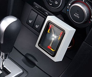 Flux Capacitor Car Charger