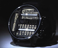 Flux Capacitor Dial Watch