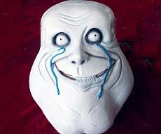Forever Alone Mask