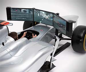 Formula One Car Simulator
