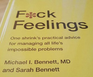 Fuck Feelings Book