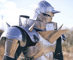 Full Metal Alchemist Steel Armor