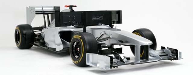 Formula One Car Simulator