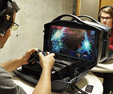 Portable Gaming Unit