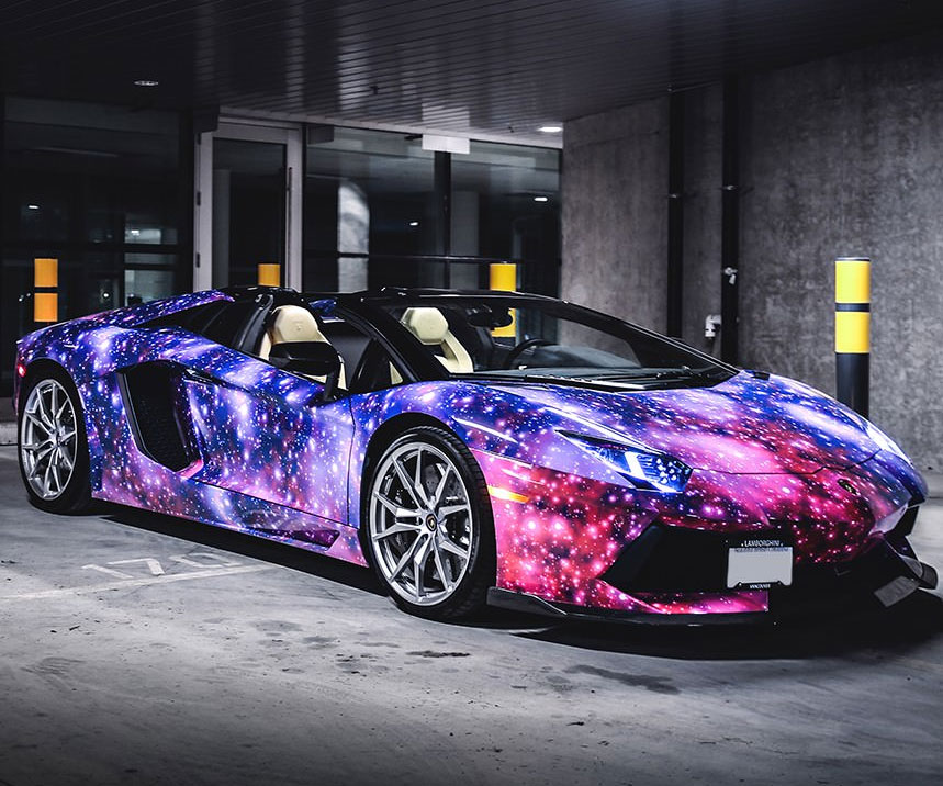 Skull Exotic Car Wallpaper