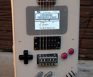 Game Boy Guitar