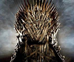Game Of Thrones Iron Throne