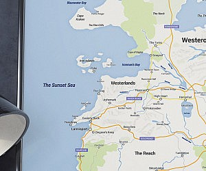 Game Of Thrones Google Maps