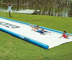 Giant 50 Foot Slip And Slide