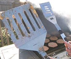 Giant Barbecue Spatula