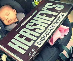 World's Largest Hershey's Bar