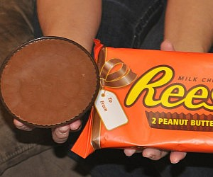 Giant Reese's Peanut Butter Cups